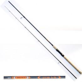 Спиннинг SALMO SNIPER JIG 15 2.10м, композит, тест 5-15 г, 140г